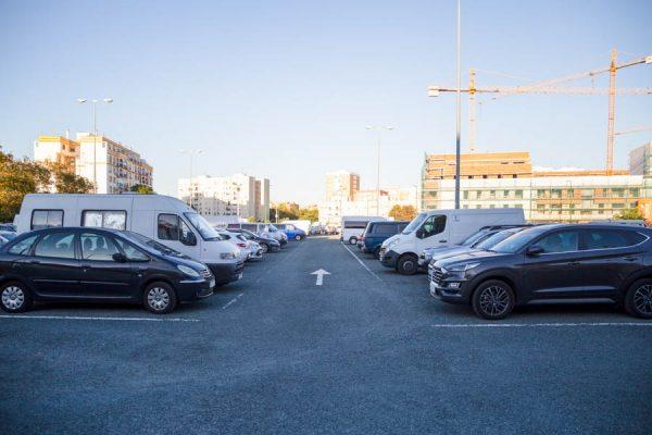 parking Cisneo Alto, estacionamiento en el centro de Sevilla